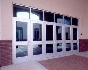 Kawneer Entrances